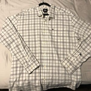 Men's Quicksilver Button Down